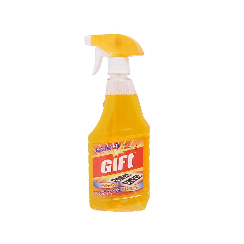 Xịt tẩy rửa đa năng GIFT