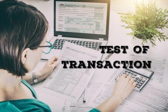 Transaction là gì? Giải nghĩa transaction trong lĩnh  vực kế toán