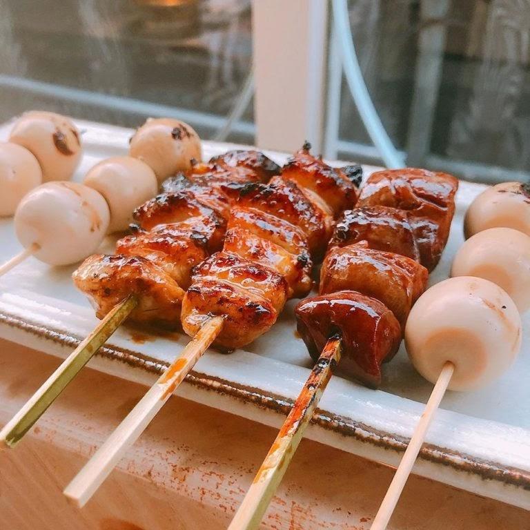 Yakitori- Thịt gà nướng