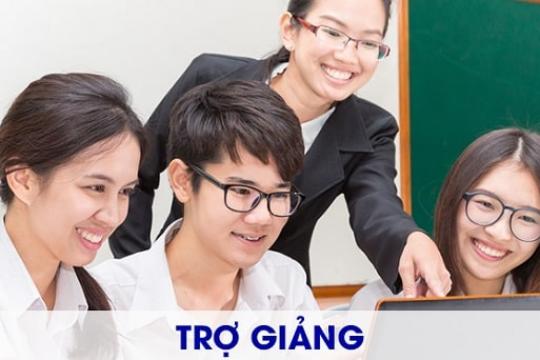 Trợ giảng tiếng Anh là gì và cần những kỹ năng như thế nào