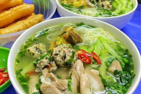 Cách làm bún dọc mùng Hà Nội thơm ngon cho gia đình