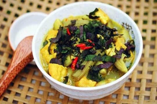 Cách làm ốc nấu chuối đậu tại nhà thơm ngon dinh dưỡng